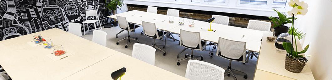 Salas Privativas para 15 pessoas