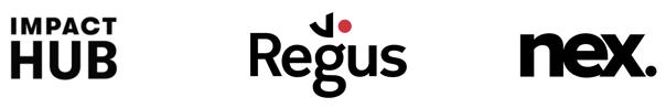 Impact Hub, Regus and Nex